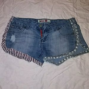 American Stars and Stripes Shorts